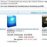 Warten auf Windows 7….