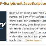 WordPress: Vorschaubilder aktivieren
