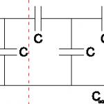 Physikübung 15: Unendliche Kette von Kondensatoren